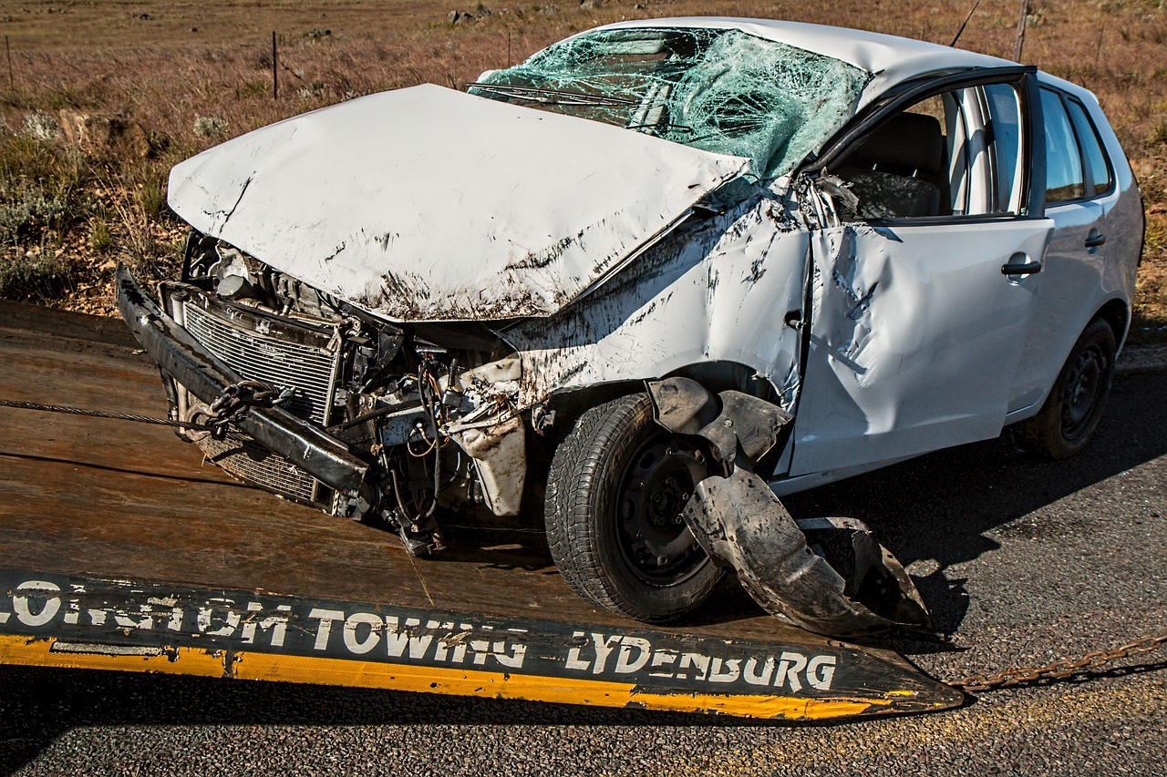 An Accident Recovery Call