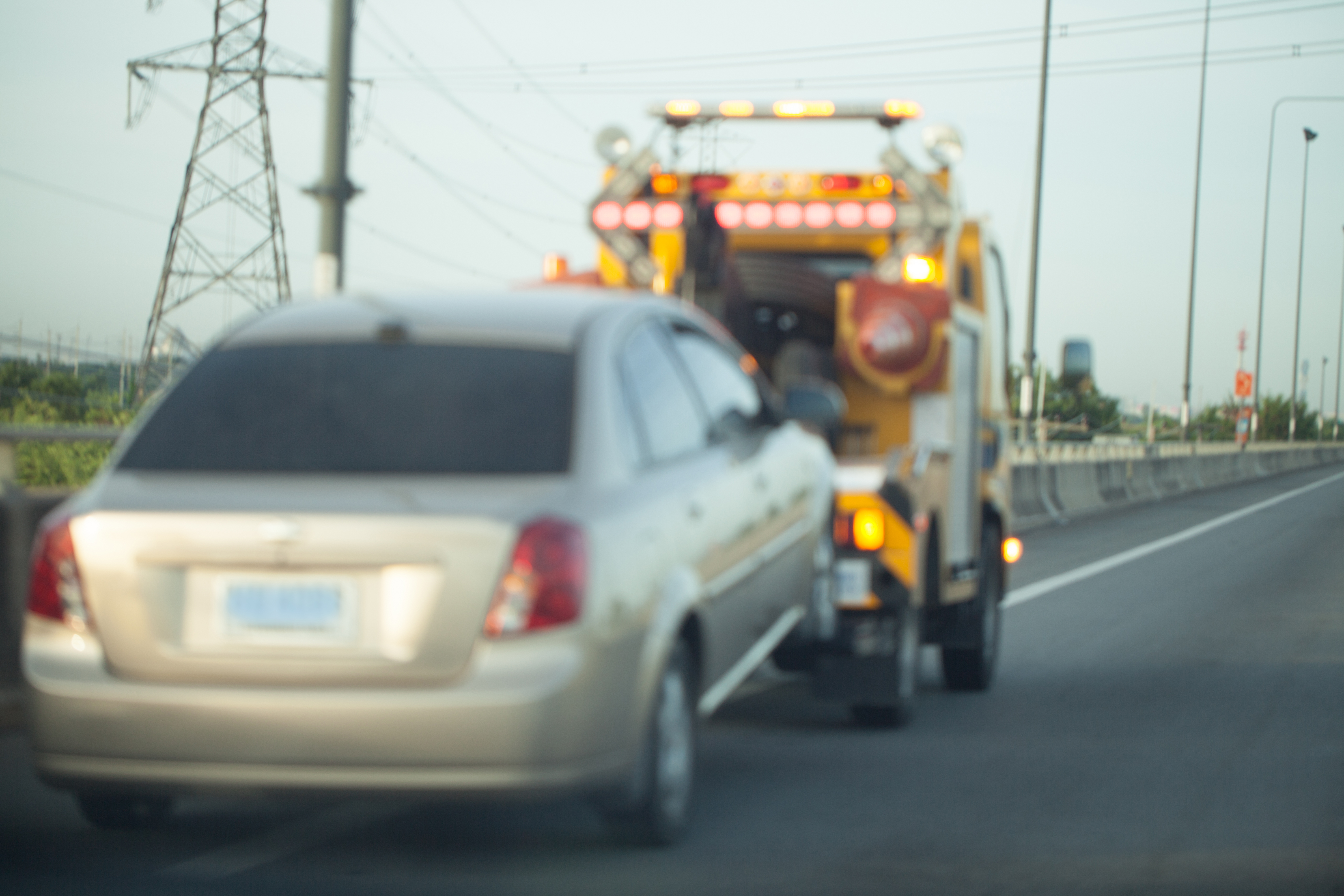 Read more about the article Types Of Wheel Lift Tow Attachments