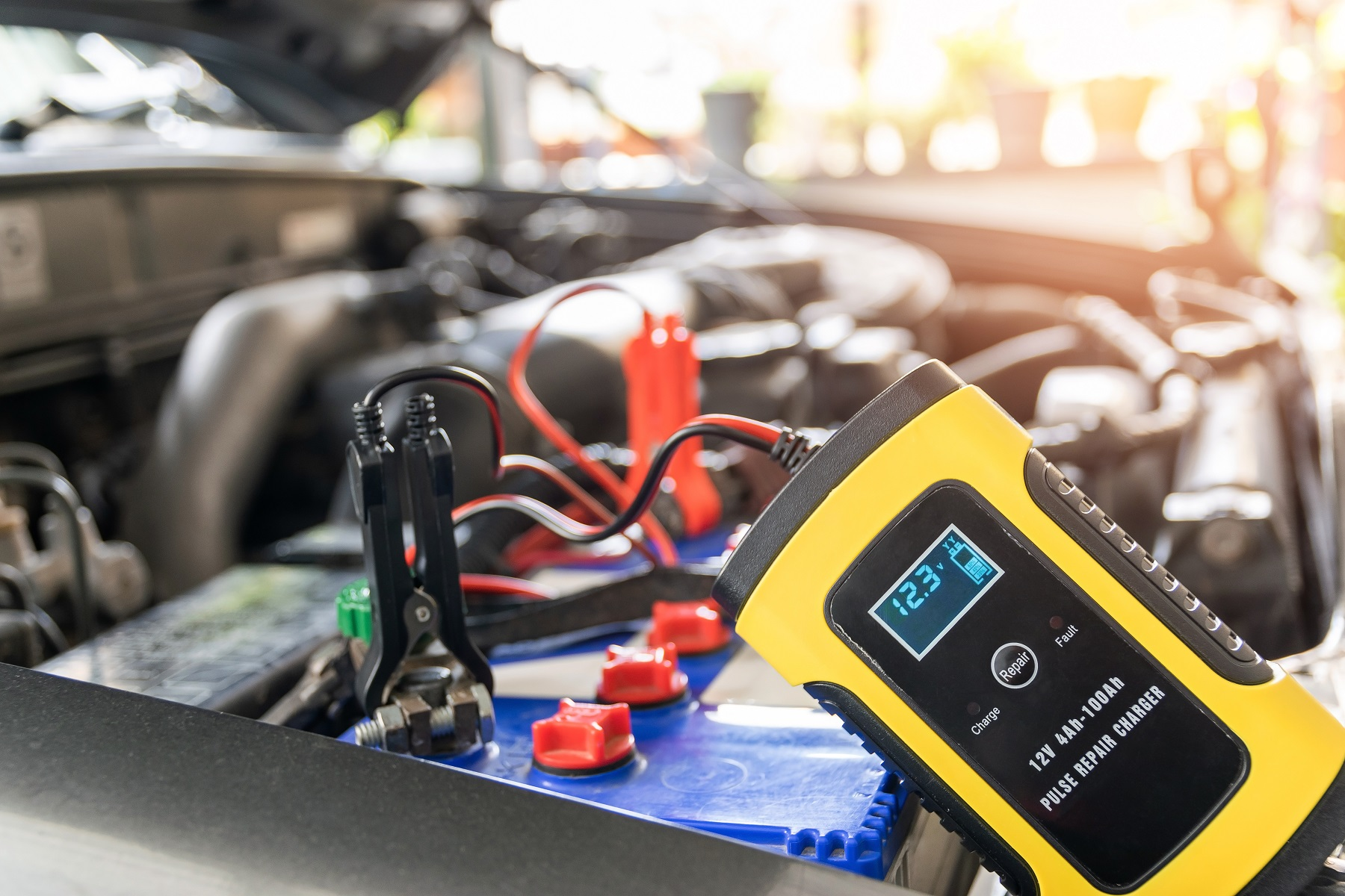 Read more about the article Getting To Know Your Car's Electrical System