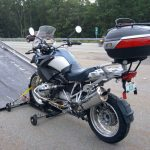 How We Prepare Your Motorcycle For Transport