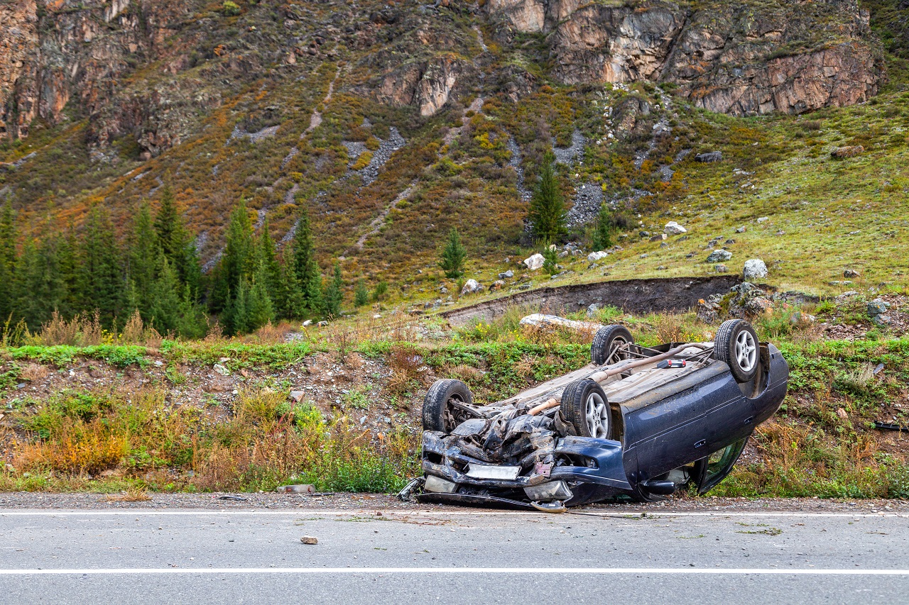 Read more about the article Being Prepared For A Rollover Accident